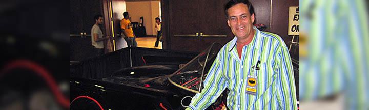 Sergio Goldvarg: Batman en Florida