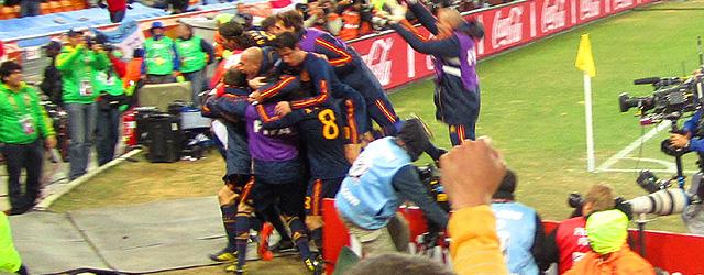 Mundial 2010: España brillante Campeón del Mundo