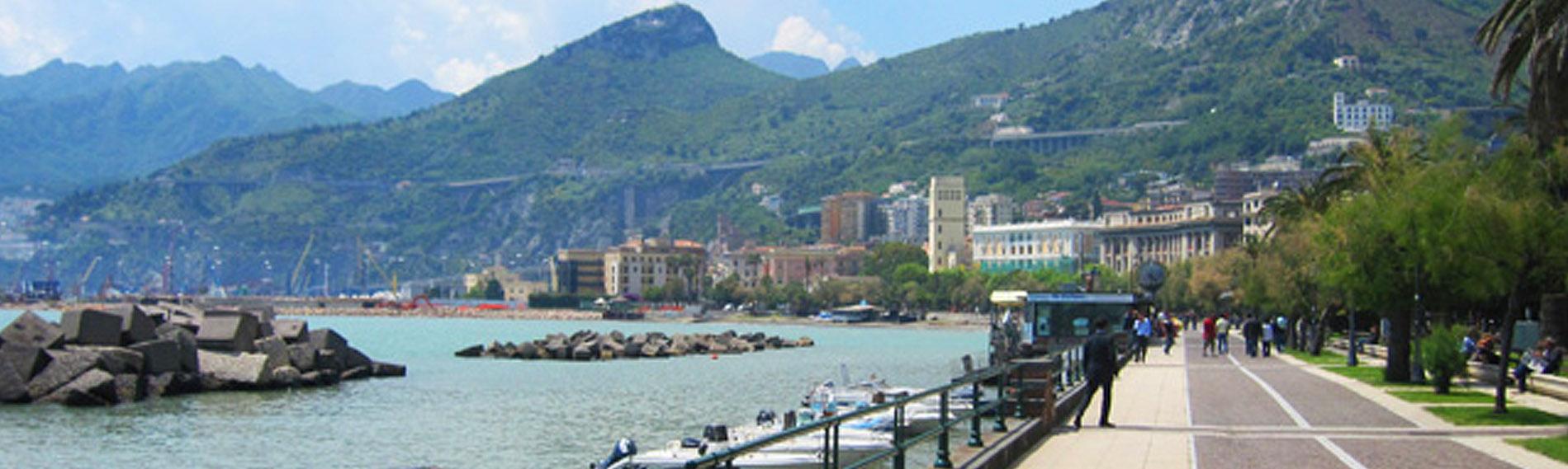 Italia de norte a sur: Salerno