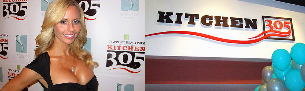 Tami Donaldson en Kitchen 305 de Sunny Isles Beach