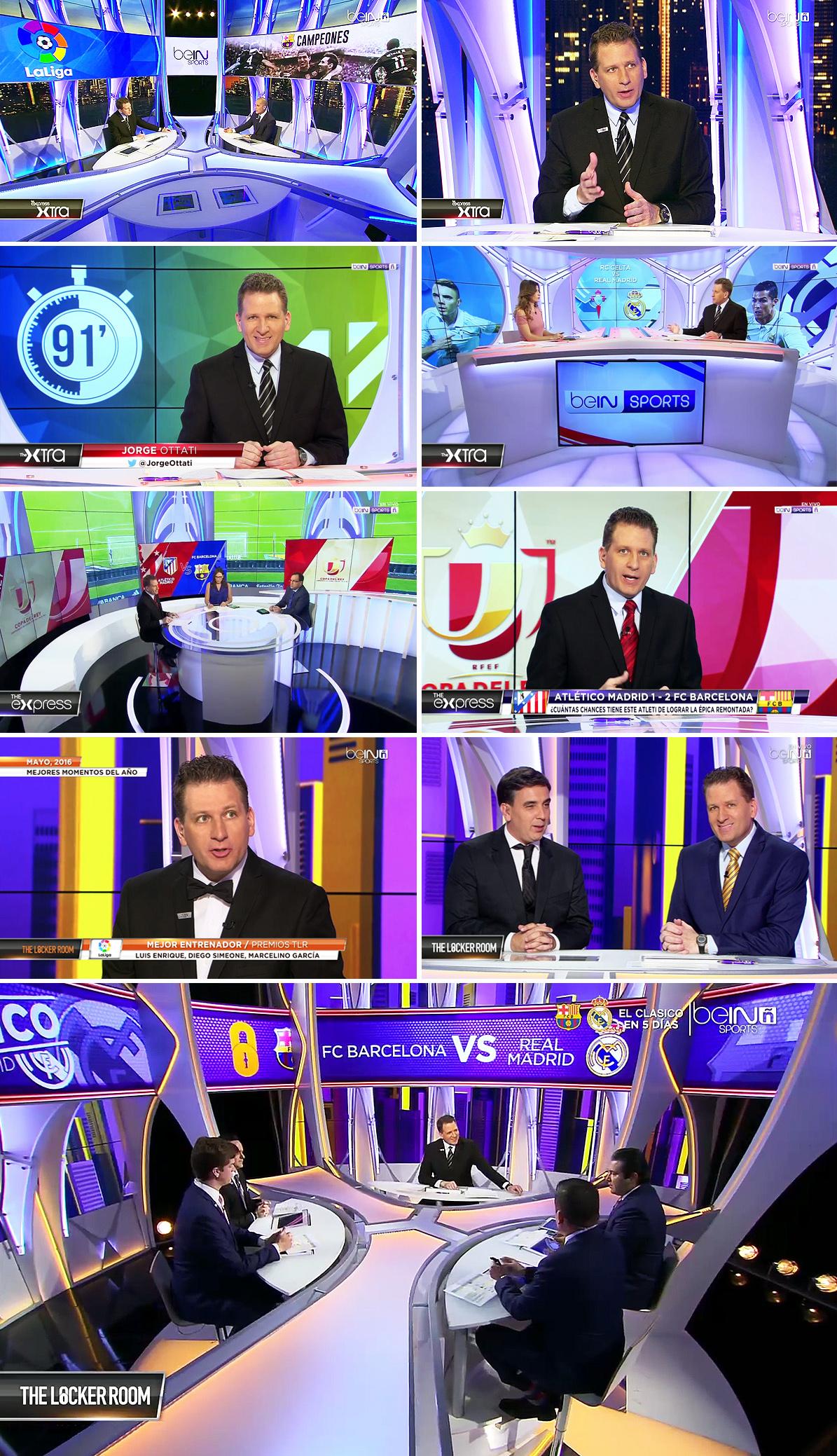 Jorge Ottati beIN Sports-