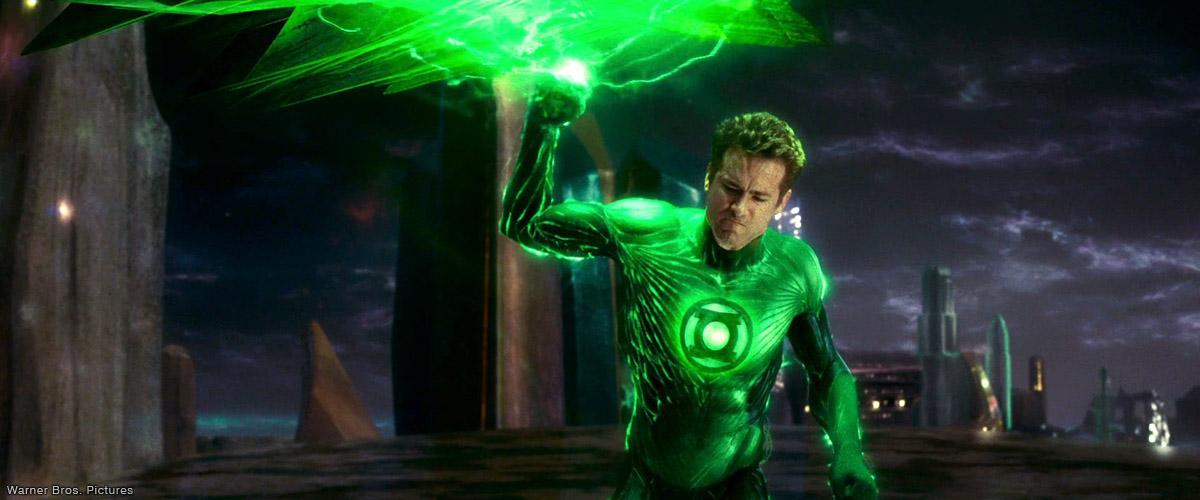 Green Lantern: un héroe muy verde