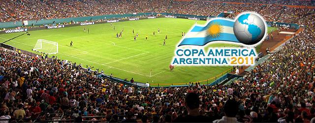 El once ideal de la Copa América Argentina 2011