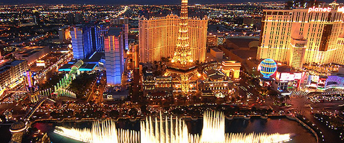 Las Vegas cautiva más que nunca al turista internacional