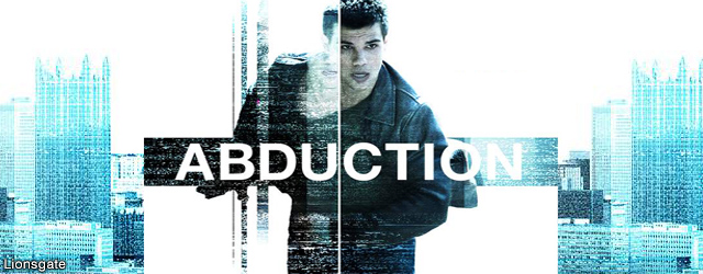 Abduction: acción con el actor de Twilight