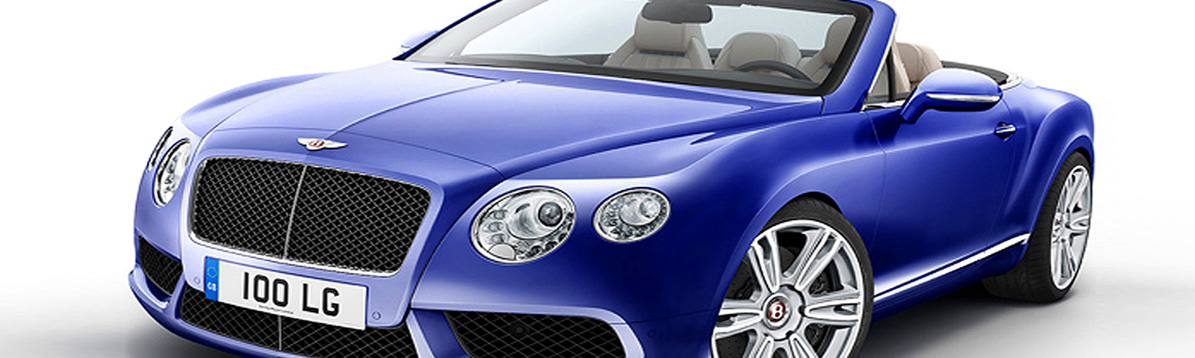 Bentley sorprende con sus modelos V8