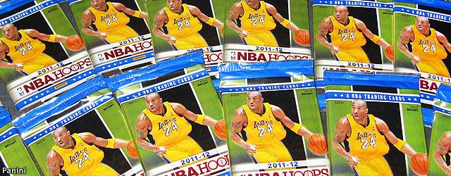 Panini lanza la colección 2011-12 NBA Hoops
