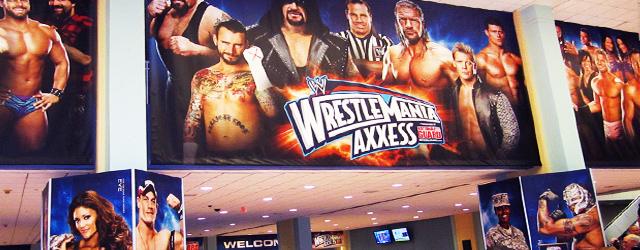 WrestleMania Axxess llegó a Miami Beach