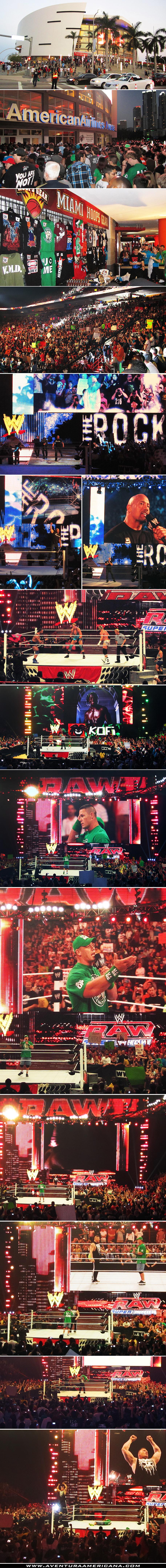 WrestleMania-RAW