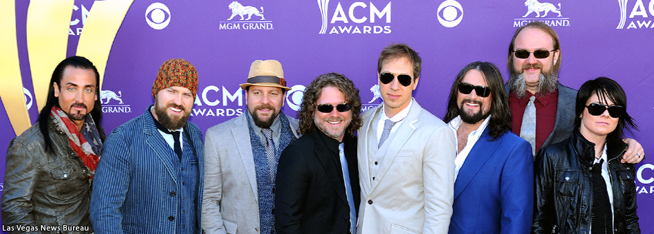 Las estrellas de la música country brillaron con todo su esplendor en Las Vegas