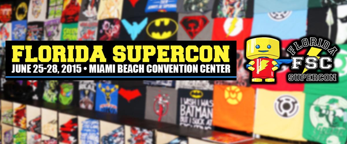 Las estrellas del cómic, el cine y la televisión brillaron en Florida SuperCon 2012