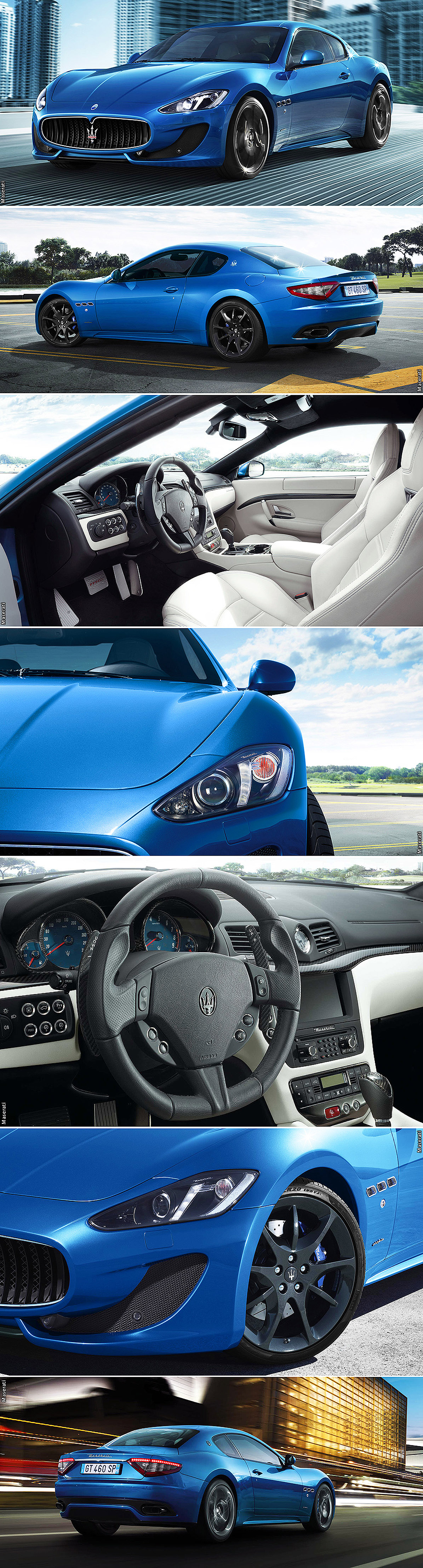 Maserati GTurismo=