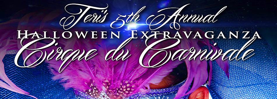 5ta Edición de Halloween Extravaganza en Miami: Cirque du Carnivale
