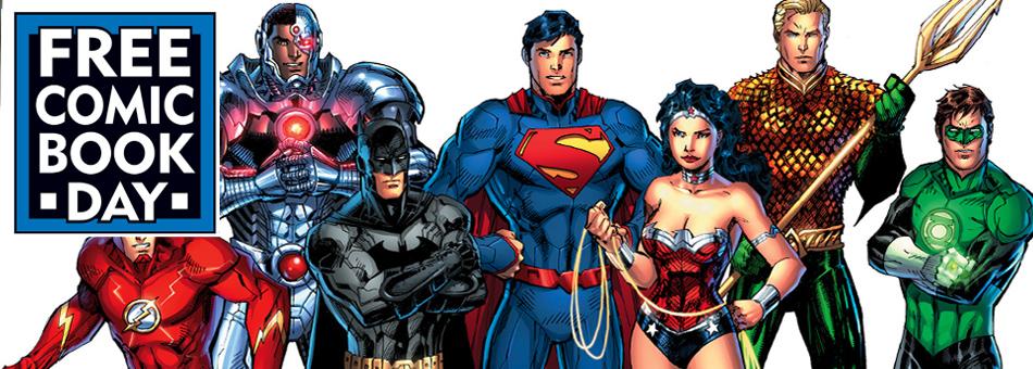 El 4 de mayo es el día de los cómics gratuitos en Estados Unidos