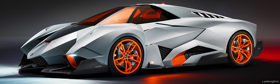 Lamborghini celebra sus 50 años con el prototipo Egoísta