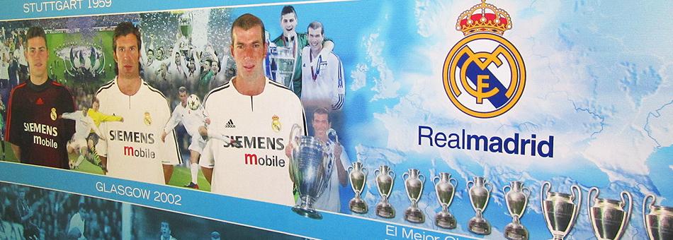 """""""Tour Bernabéu"""": un estadio con gloriosa historia y un museo que impacta"""