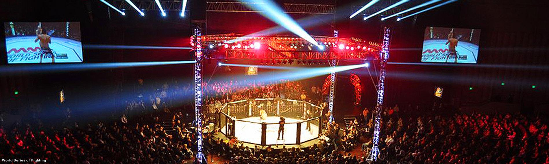 World Series of Fighting vuelve al sur de la Florida con Jessica Aguilar