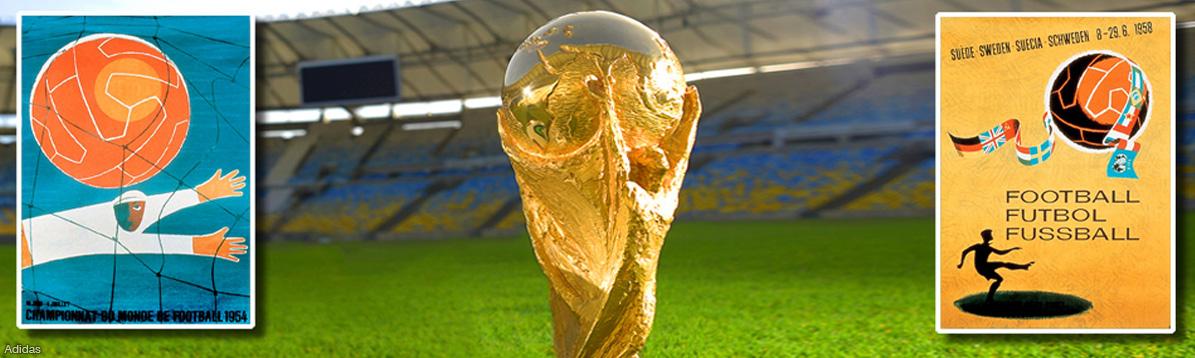1954 y 1958 – Alemania y Brasil conquistan sus primeras Copas del Mundo