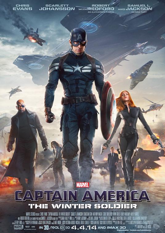 Capt_America Poster