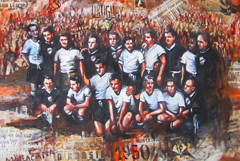 Uruguay equipo