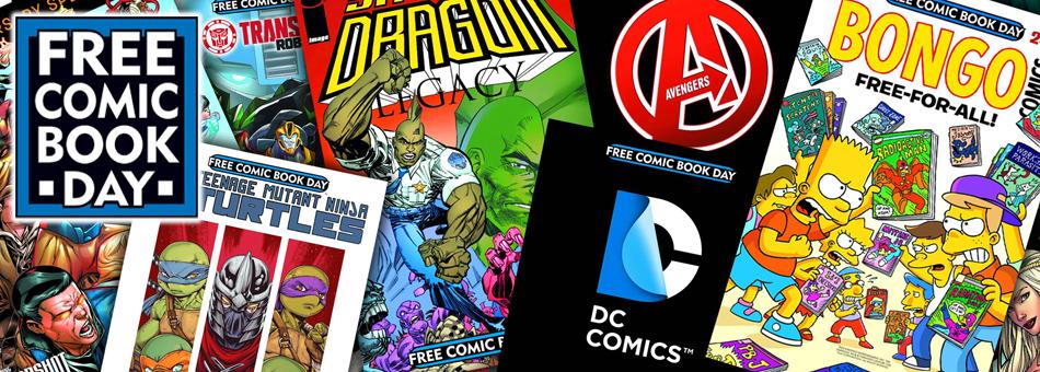 Los cómics gratuitos en los Estados Unidos