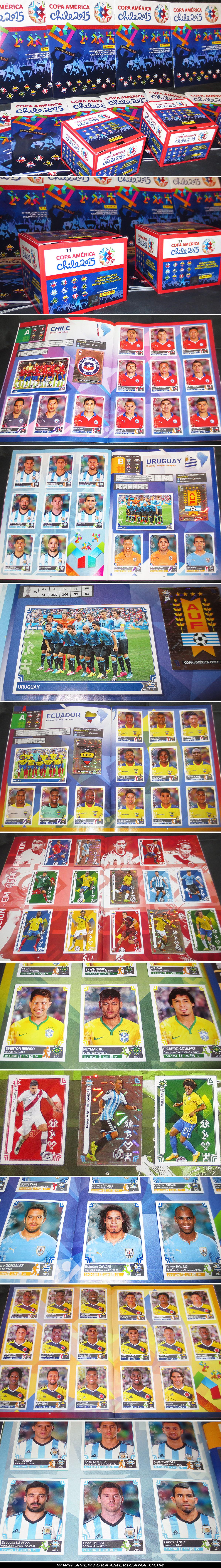Album - Copa America 2015-