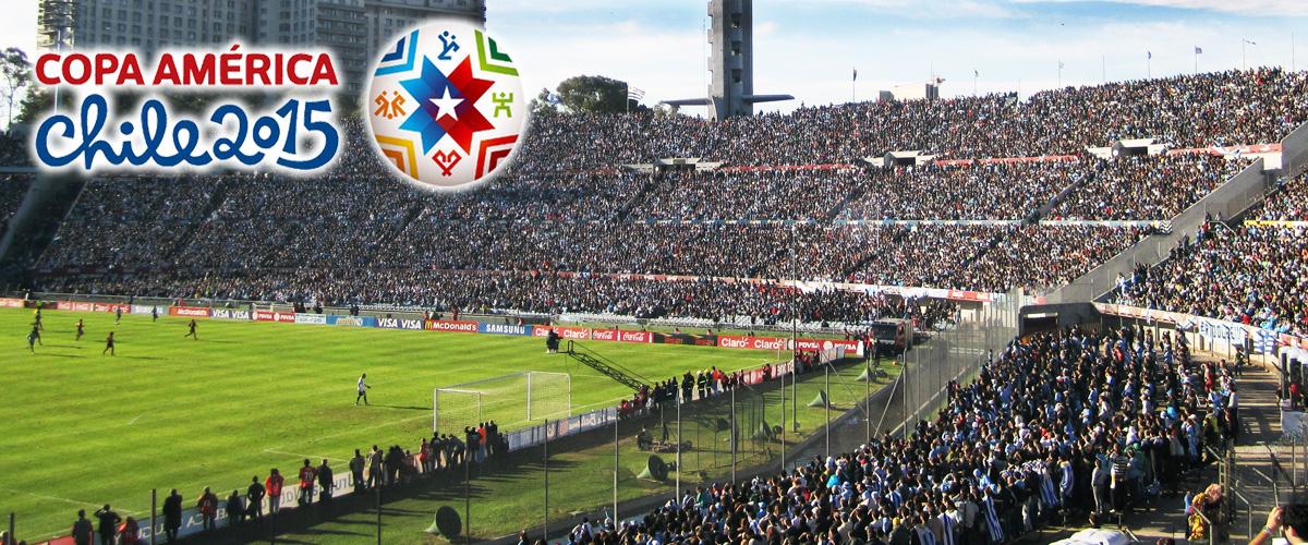 Los primeros campeonatos sudamericanos