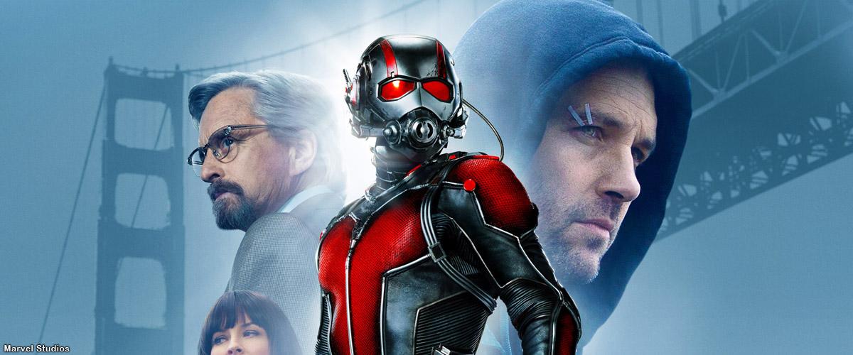 Ant-Man: la sensacional historia del Hombre Hormiga