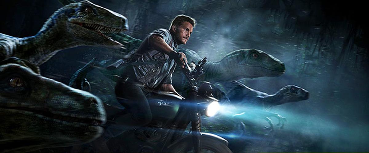 El Mundo Jurásico de Steven Spielberg