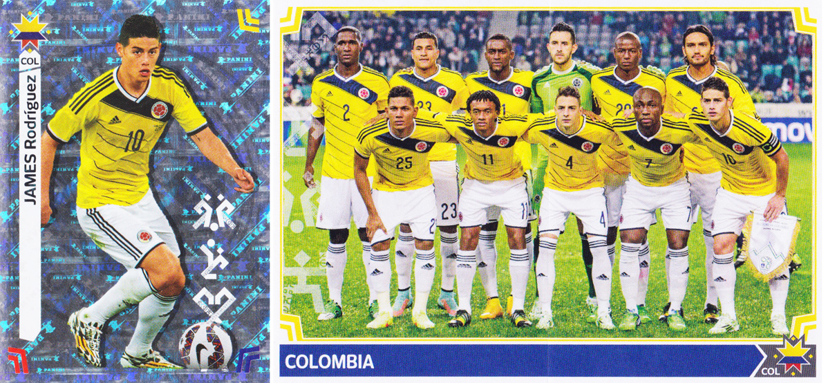 Colombia-James
