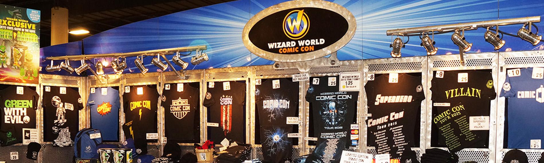 William Shatner y Lou Ferrigno brillaron en una nueva edición de Wizard World en la Florida