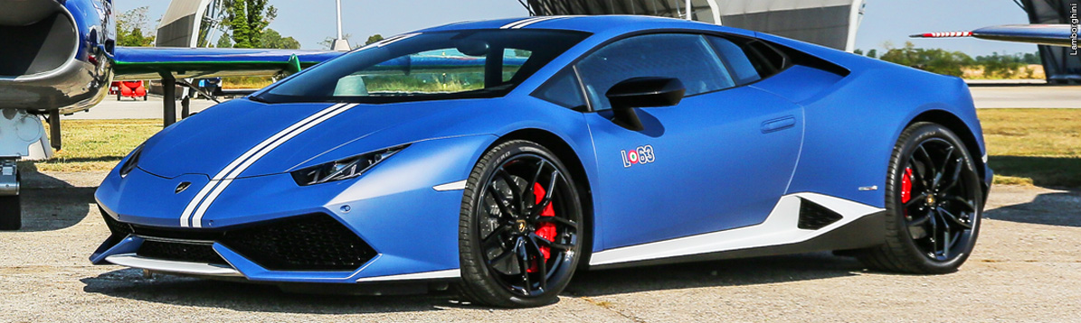 Passioni Tricolori: Lamborghini, Ducati y la Fuerza Aérea Italiana