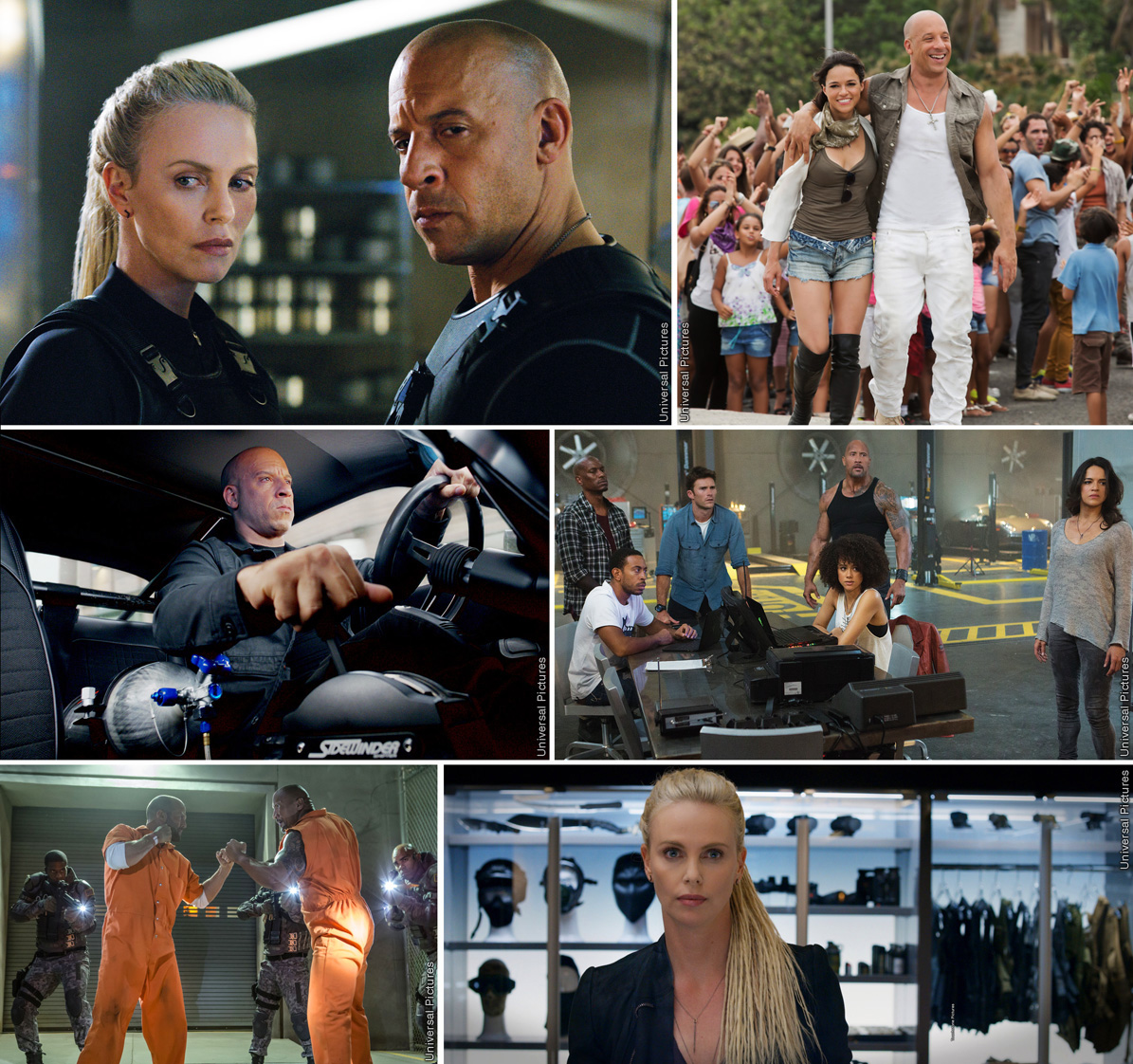 F8 Fate of Furious-