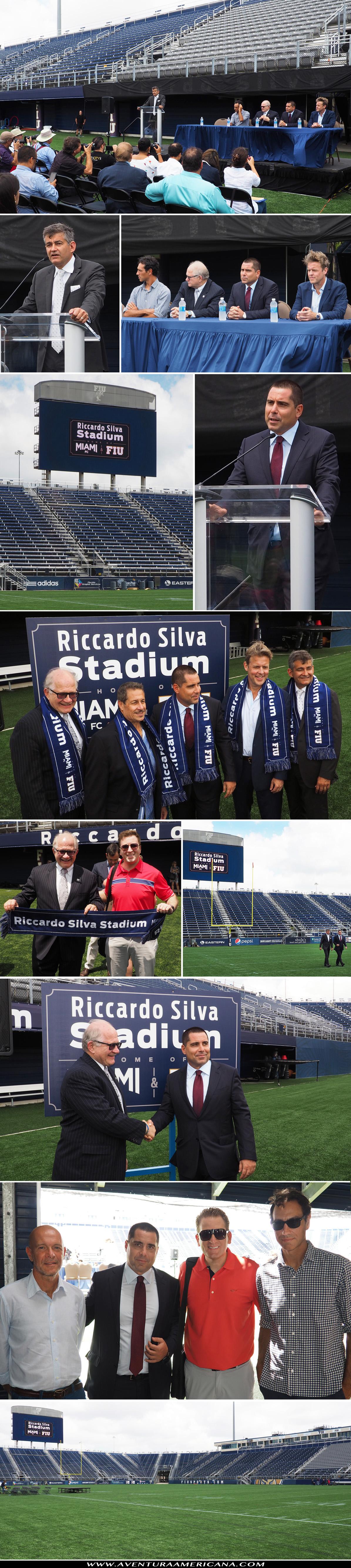 Riccardo Silva Stadium=