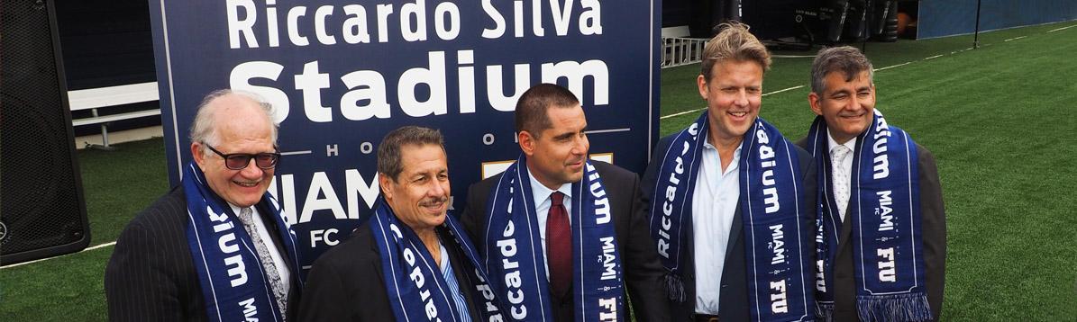 El Estadio Riccardo Silva es la nueva casa de FIU y Miami FC