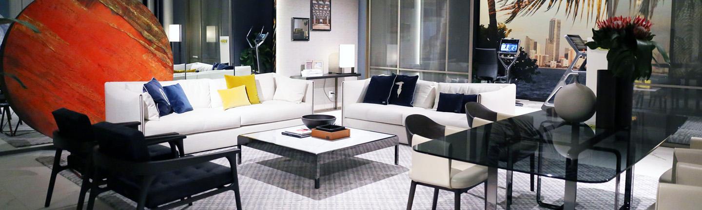 Inauguración de Luxury Living en Miami Design District