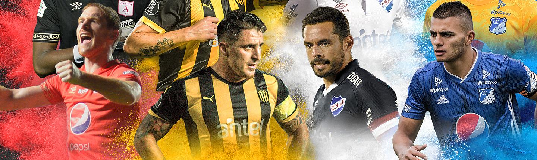 El mejor fútbol sudamericano llega a Boca Ratón con la Copa Gigantes de América