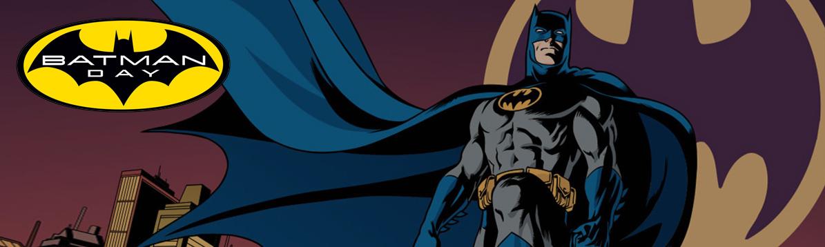 Los fanáticos de los cómics celebran el Día de Batman