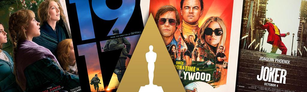 Las nueve películas nominadas al Óscar 2020