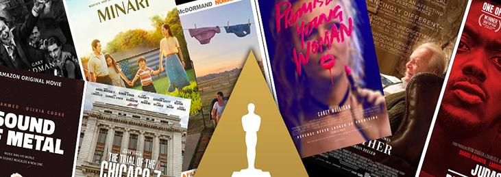 Las películas nominadas al premio Óscar