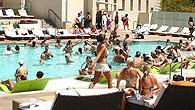 Las Vegas: Miracle Mile y una piscina diferente