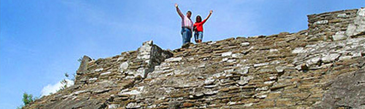 Veracruz: Cuyusquihui, verde fortaleza amurallada