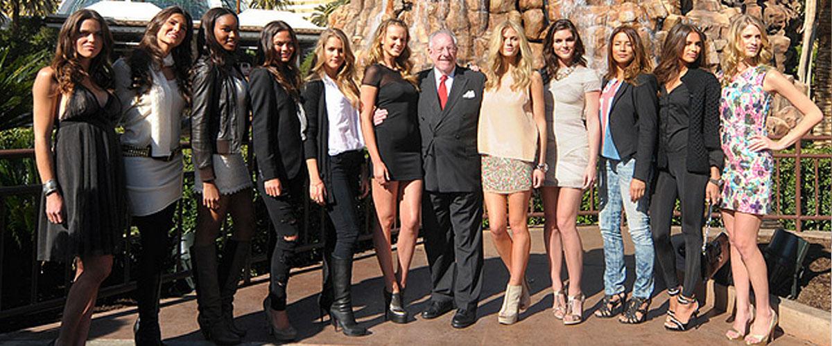 Las modelos más hermosas del mundo visitan Las Vegas