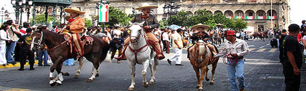 Jalisco es México: La Charrería