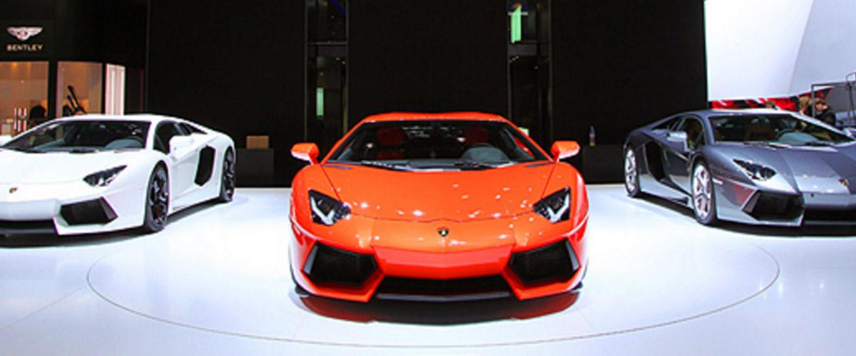 Lamborghini Aventador: 100 km/h en menos de 3 segundos