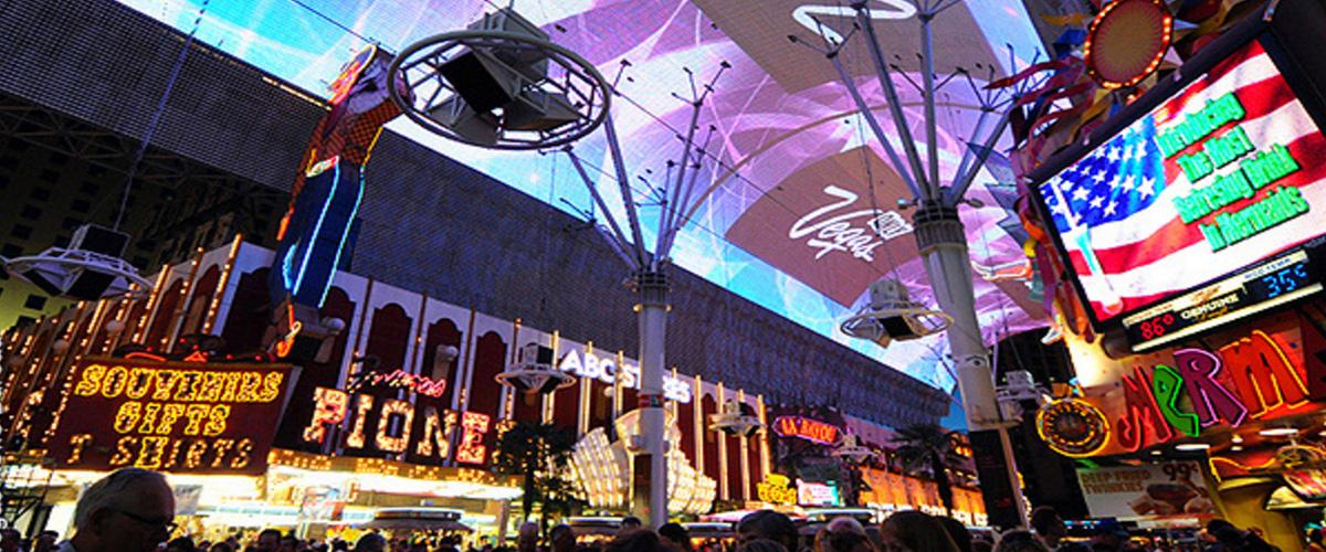 Nicole Kidman celebró con la música country en Las Vegas