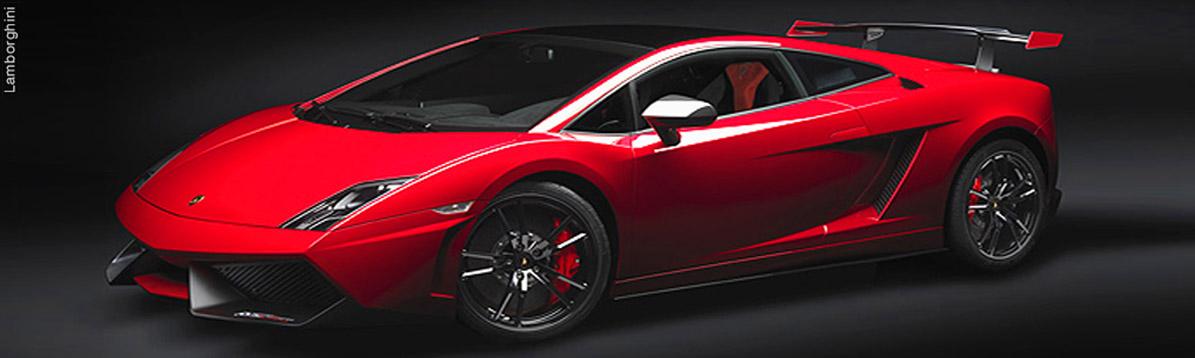 Lamborghini es la gran atracción en el Salón del Automóvil