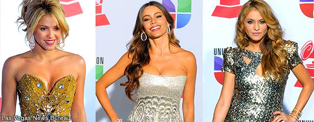 La música latina dijo presente en Las Vegas