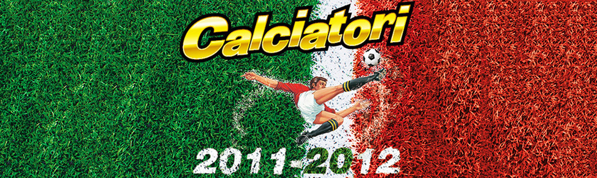 Panini lanzó el álbum Calciatori 2011-12 en Italia