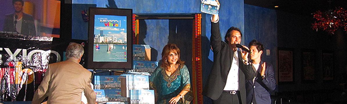 Brillante presentación de México vibra en Miami 2012